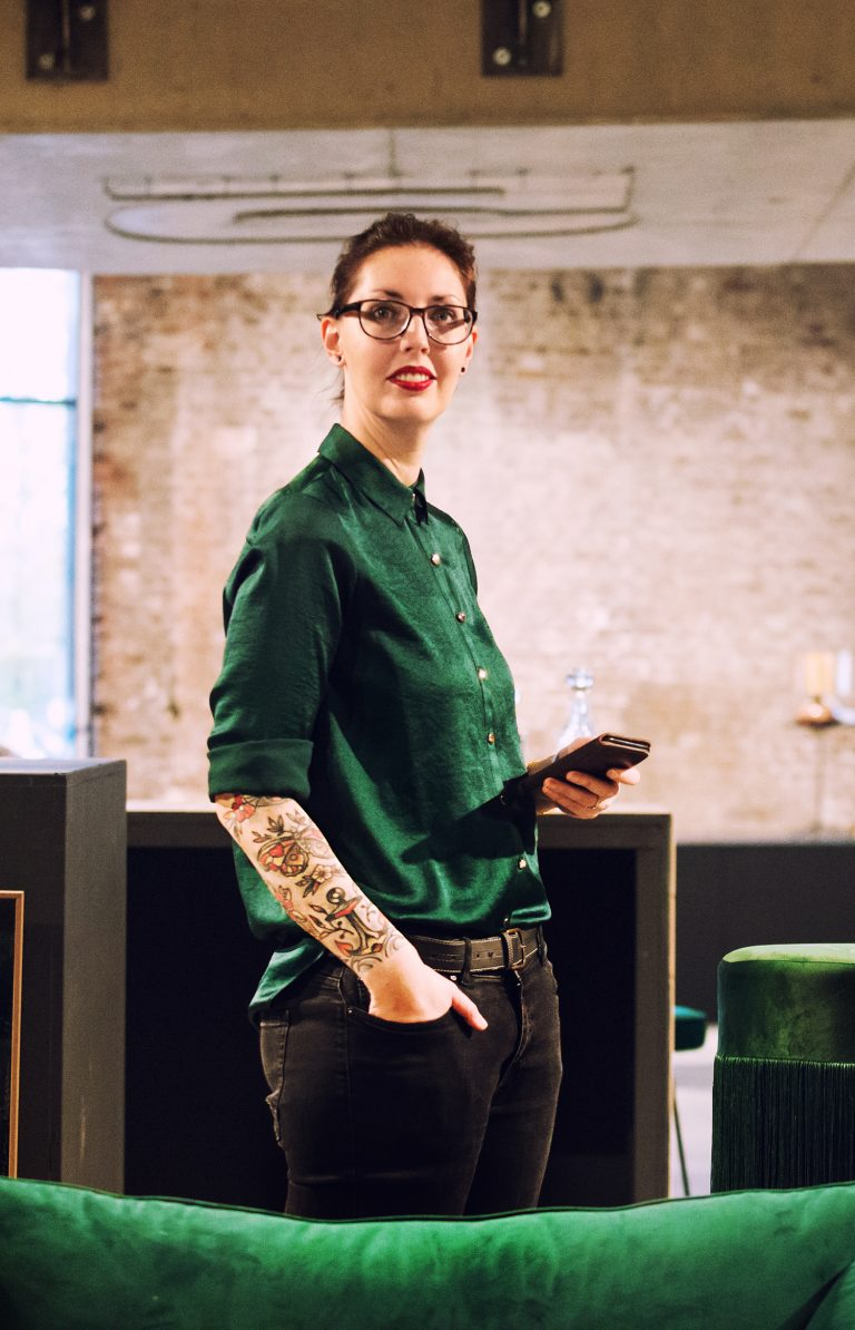 Daphne Mazgon, ontwerper en webdesigner Mazgon Design