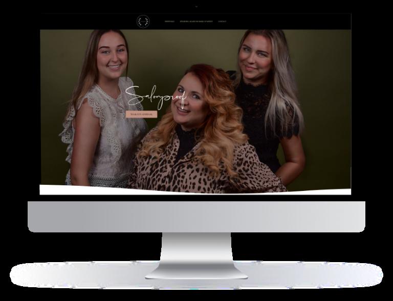 nieuwe website ontworpen en gebouwd door Mazgon Design Schinveld